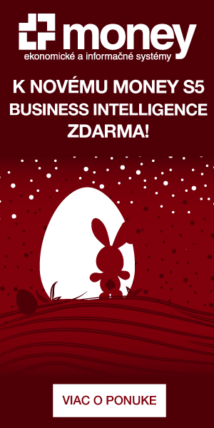 K novému Money S5 Business Intelligence ZDARMA!