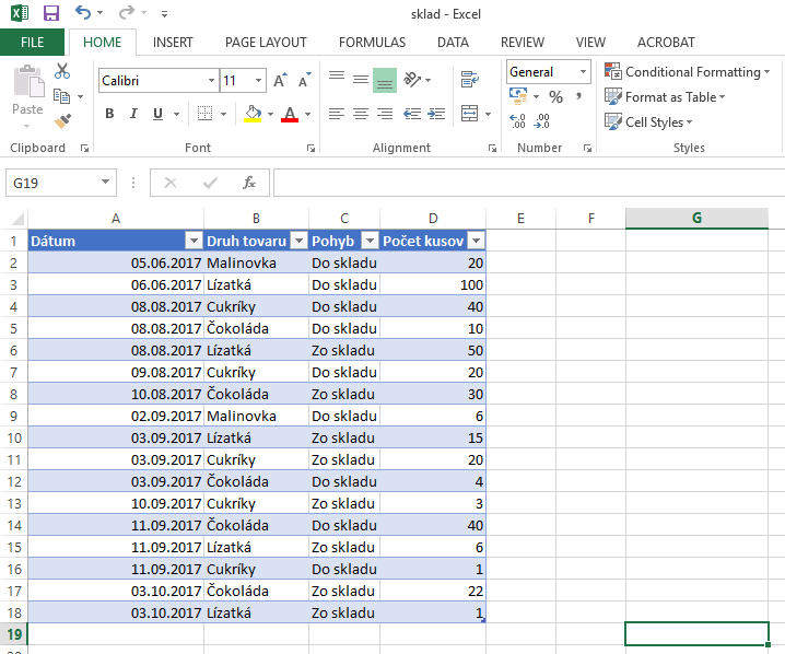 SUMIFS excel